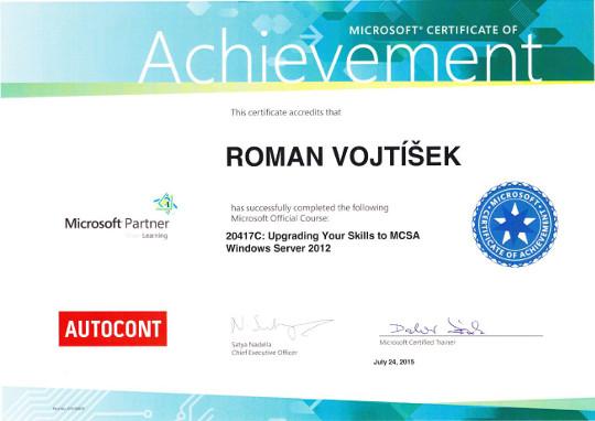 Certification   IT Prime s r o