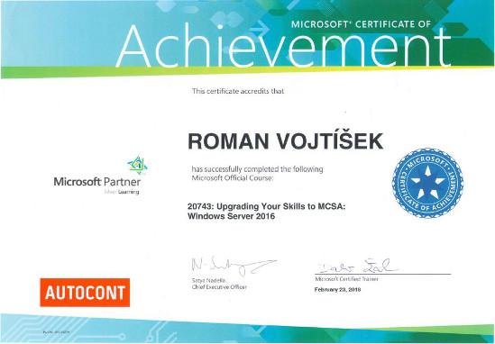 Certification | IT Prime s r o